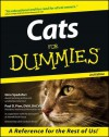 Cats for Dummies - Gina Spadafori, Paul D. Pion