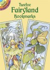 Twelve Fairyland Bookmarks - Richard Doyle, Marty Noble