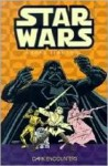 Star Wars: A Long Time Ago..., Book 2: Dark Encounters - Star Wars Authors, Terry Austin, Carmine Infantino
