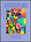 Teaching In The Middle And Secondary Schools - Joseph F. Callahan, Richard D. Kellough