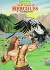 The 12 Labors of Hercules Coloring Book - Susan Blackaby