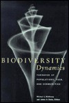 Biodiversity Dynamics: Turnover of Populations, Taxa, and Communities - Michael L. McKinney, James A. Drake