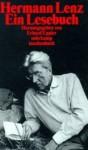 Ein Lesebuch - Hermann Lenz, Erhard Eppler