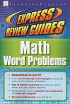 Express Review Guides: Math Word Problems (Express Review Guides) - LearningExpress