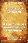 Geschichte des Fräuleins von Sternheim: Erweiterte Ausgabe (German Edition) - Sophie von La Roche
