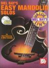 Easy Mandolin Solos [With CD] - Dick Weissman