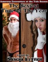 The Sexiest Time of the Year: Erotic Encounters of the Yule Season - Elizabeth J. Kolodziej, J.P. Archer, Lani Rhea, Clarice Clique