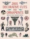 2001 Decorative Cuts and Ornaments - Carol Belanger Grafton