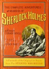 The Complete Adventures & Memoirs of Sherlock Holmes - Sidney Paget, Arthur Conan Doyle