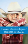 Harlequin American Romance December 2014 Box Set: Lone Star ChristmasA Texas Holiday MiracleChristmas Cowboy DuetChristmas with the Rancher - Cathy Gillen Thacker, Linda Warren, Marie Ferrarella, Mary Leo
