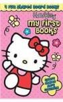 Hello Kitty My First Books/4 Board Book Set - Dalmatian Press