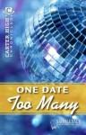One Date Too Many - Eleanor Robins