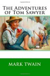 Adventures of Tom Sawyer: Webster's Thesaurus Edition - Mark Twain