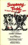 Sweeney Todd: The Demon Barber of Fleet Street (1979 Script-Only Edition) - Hugh Wheeler