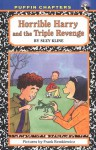 Horrible Harry and the Triple Revenge - Suzy Kline, Frank Remkiewicz