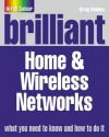 Brilliant Home & Wireless Networking - Greg Holden