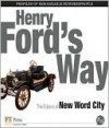 Henry Ford - New Word City