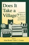 Does It Take a Village? - Alan Booth
