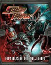 Starship Troopers The Roleplaying Game: Ambush At Altair - Greg Lynch