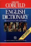Cobuild English Language Dictionary 2nd Edition: Helping Learners with Real English - John Sinclair, Gwyneth Fox, Stephen Bullon