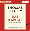 Das Kapital im 21. Jahrhundert - Thomas Piketty, Herbert Schäfer, Ilse Utz, Stefan Lorenzer