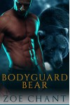 Bodyguard Bear: BBW Bear Shifter Paranormal Romance (Protection, Inc. Book 1) - Zoe Chant