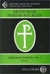 Arthurian Sources, Volume II: Annals and Carters - John Robert Morris
