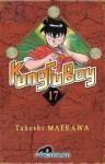 Kungfu Boy #17 - Takeshi Maekawa, Isao Arif