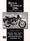 Royal Enfield 250s Limited Edition Extra 1956-1967 - R.M. Clarke