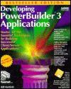 Developing Power Builder 3 Applications - Bill Hatfield