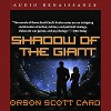 Shadow of the Giant - Scott Brick, Orson Scott Card, David Birney