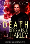 Death Rides a Pale Harley - Donica Covey