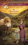 The Homesteader's Sweetheart - Lacy Williams