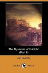 The Mysteries of Udolpho (Part II) - Ann Radcliffe