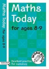 Maths Today For Ages 8 9 (Maths Today) - Andrew Brodie