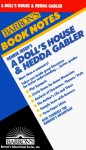 Henrik Ibsen's a Doll's House & Hedda Gabler (Barron's Book Notes) - Barron's Book Notes, Henrik Ibsen