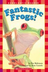 Fantastic Frogs! (level 2) (Hello Reader) - Fay Robinson, Jean Cassels