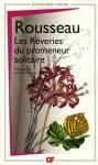 Les Rêveries du promeneur solitaire (Broché) - Jean-Jacques Rousseau