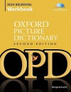 Oxford Picture Dictionary High Beginning Workbook: Vocabulary reinforcement activity book with 4 audio CDs - Marjorie Fuchs