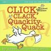 Click, Clack, Quackity-Quack - Doreen Cronin, Betsy Lewin