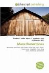 Manx Runestones - Frederic P. Miller, Agnes F. Vandome, John McBrewster