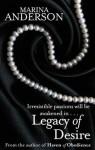 Legacy of Desire - Marina Anderson
