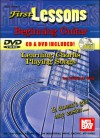 First Lessons: Beginning Guitar: Learning Chords Playing Songs [With CDWith DVD] - William Bay