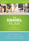 Daniel Plan Study Guide with DVD PB - Rick Warren