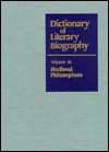 Medieval Philosophers (Dictionary of Literary Biography) - Jeremiah Hackett