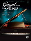 Grand Trios for Piano, Bk 6: 4 Late Intermediate Pieces for One Piano, Six Hands - Alfred Publishing Company Inc., Melody Bober