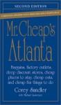 Mr. Cheap's Atlanta (2nd) - Corey Sandler, Michael Lawrence