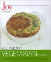 Joy of Cooking: All About Vegetarian Cooking - Irma S. Rombauer, Marion Rombauer Becker, Ethan Becker