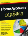 Home Accountz For Dummies - Quentin Pain, David Bradforth, John Taylor