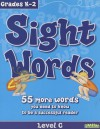 Sight Words: Level C (Flash Kids Workbooks) - Flash Kids